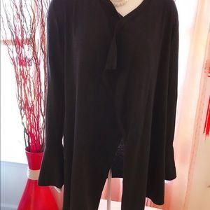 NWT Black & white size extra small cardigan